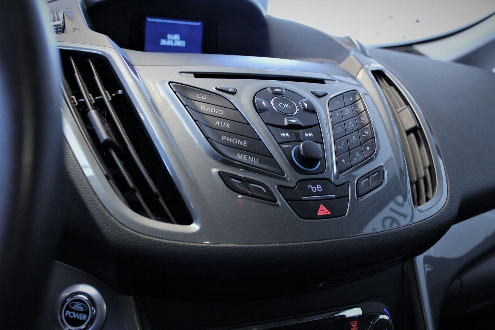 Ford C-MAX 1,6 TDCi 115 Titanium - billede 10