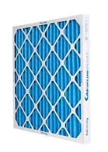 Merv 8 Pleated 20x30x1 Furnace Filters A C 12 Pack Ebay