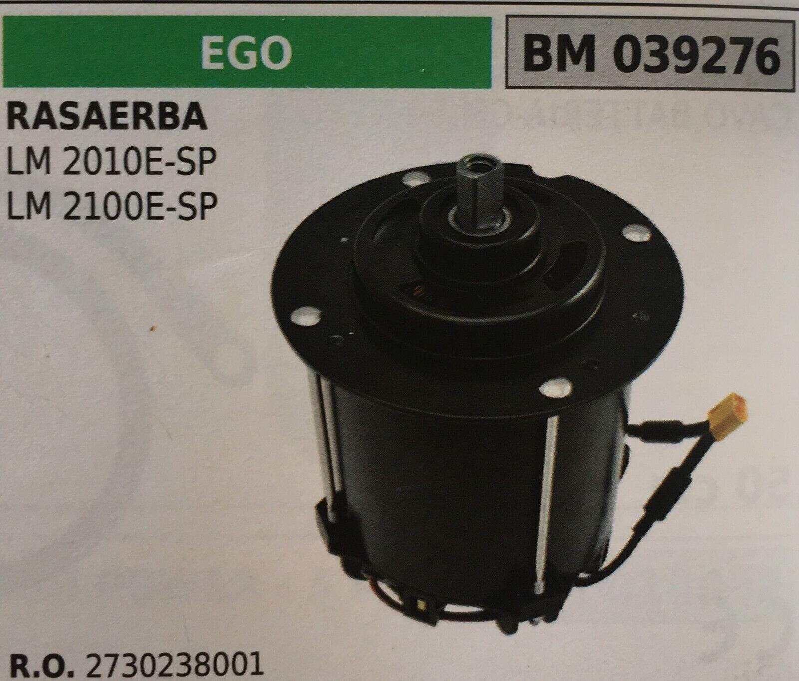 MOTORE ELETTRICO BRUMAR EGO BM039276 RASAERBA LM 2010E-SP 2100E-SP