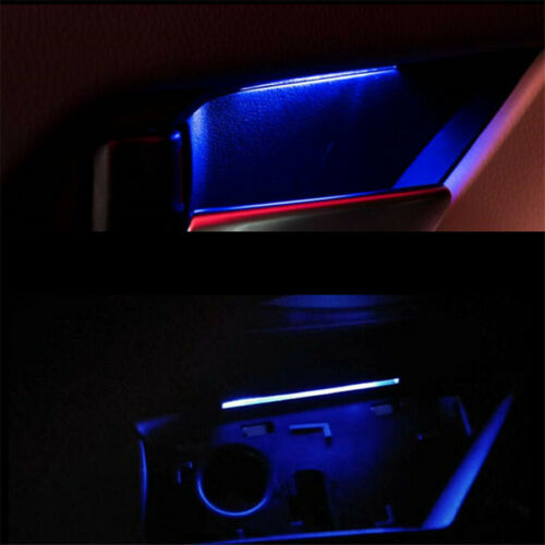Car Special atmosphere lamp For Toyota Camry 2018 Door Copilot Central Control