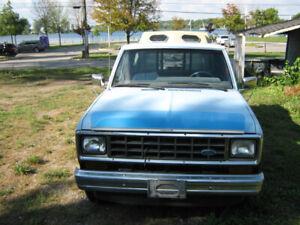 Rare 1984 Ford Ranger Diesel, 200K Kms, Twin Fuel Tanks, 1-Owner