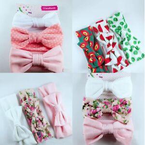 3pcs-Baby-Kid-Girls-Bowknot-Headband-Toddler-Hair-Band-Accessories-Headwear