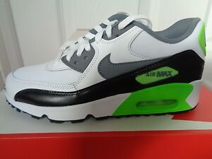 Details zu Nike Air Max 90 Mesh (GS) Childrens trainers sneakers shoes 833418 103 NEW+BOX
