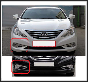 Details About Oem Led Daylight Fog Light Lamp Rh For Hyundai Sonata 13 14 922023s240