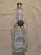 jack daniels 1954 gold medal bottle