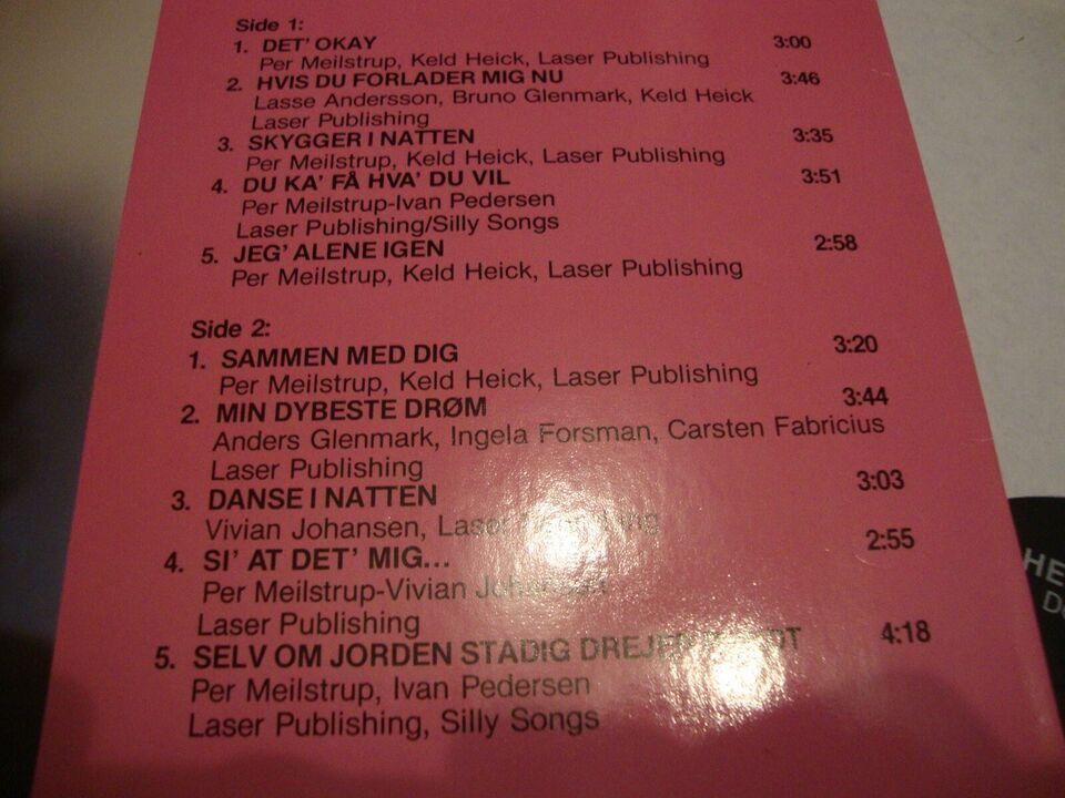 LP, Henriette, Det`okay.(Grand Prix)