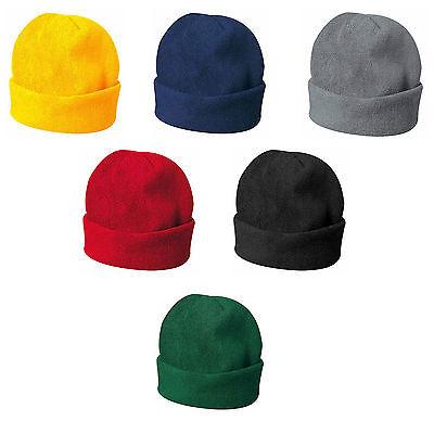 Cappellino in morbidissimo pile 5 colori