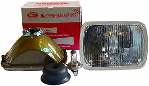 200mm-H6054-H4-DOT-EURO-CONVERSION-HEADLIGHTS-KIT