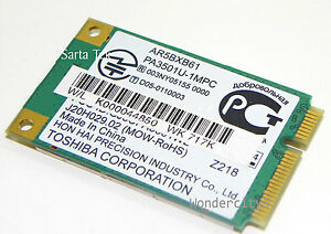 DRIVER FOR PA3501U-1MPC XP