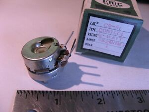 IRC-CR-51-Potentiometer-Section-5K-5000-Ohm-1-2W-NOS-Qty-1