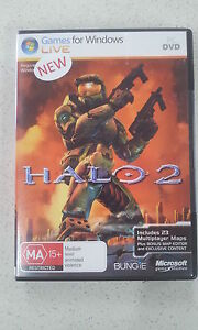 Halo-2-PC-Game-Brand-New-Window-Vista-only