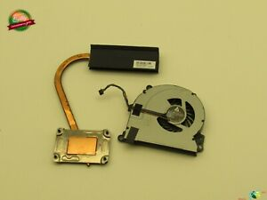 Genuine New CPU Cooling Fan For HP Laptop DFS200405040T 773384-001 773382-001