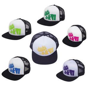 Splatoon 2 King Hats Flip Adjustable Truckers Cap Cosplay Costumes ... 15a9cdf88f09