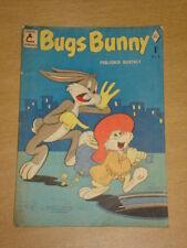 BUGS BUNNY NO 8 APRIL 1957 AUSTRALIAN COMIC