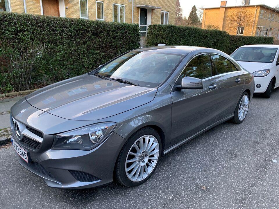 Mercedes A200, 1,6 Urban, Benzin