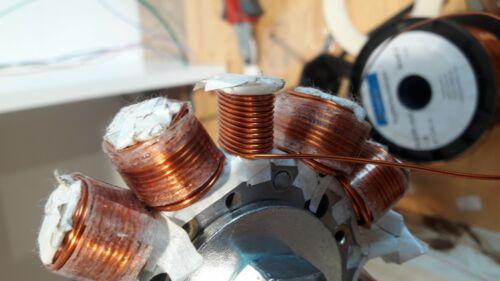 Transformer Coil Générateur Tie Tape réalisait Strength Windings moteur transformateur 33 M