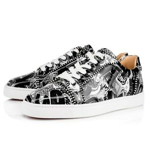 Louboutin Sneaker Herren Low Christian Louboutin Men