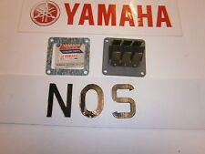 YAMAHA DT250,DT360,DT400 - ENGINE CARBURETOR REED VALVE WITH GASKET (NOT MX)