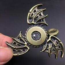 Alloy Tri Fidget Hand Spinner Wings EYE Pocket Finger Desk Batman Toys USA