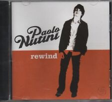 PAOLO NUTINI rewind   4 TRACK CD NEW - NOT SEALED