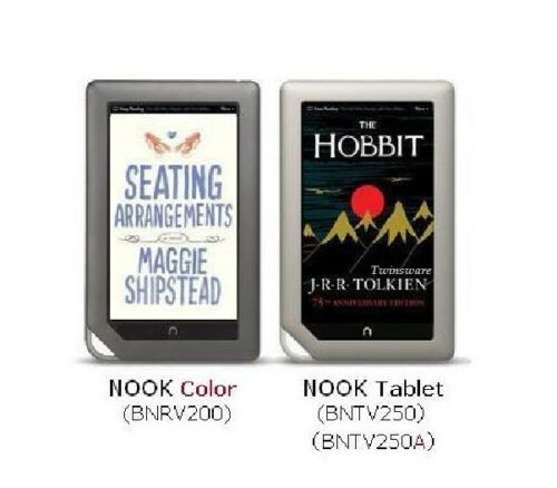 ⭐️⭐️ NEW Genuine Barnes /& Noble NOOK COLOR Charger Sync Cable Cord OEM ⭐️⭐️