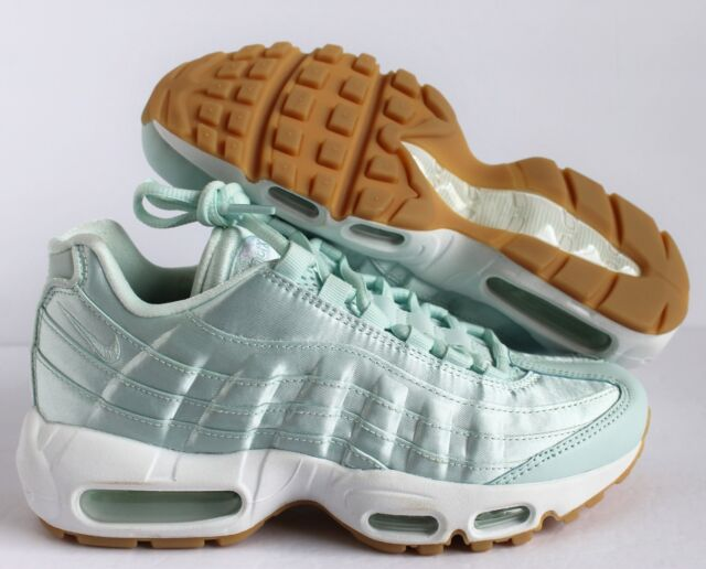 Nike Air Max 95 WQS Womens 919491 301 Fiberglass Satin Running Shoes Size 7