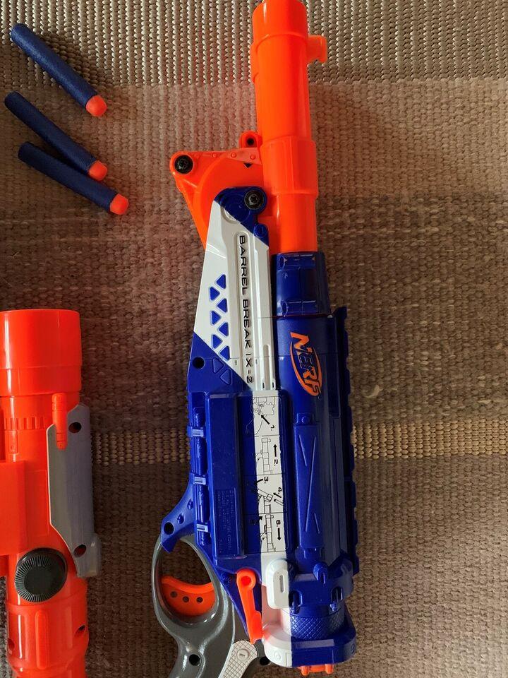 Andet legetøj, Nerf gun, Nerf