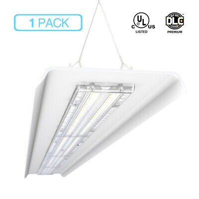 100W 150W 200W 240W Linear LED High Bay Shop Light Fixture factory shop lighting