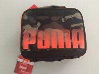 Puma Insulated Lunch Box Bag Back To School Gym Beach Work Food Kit Evercat