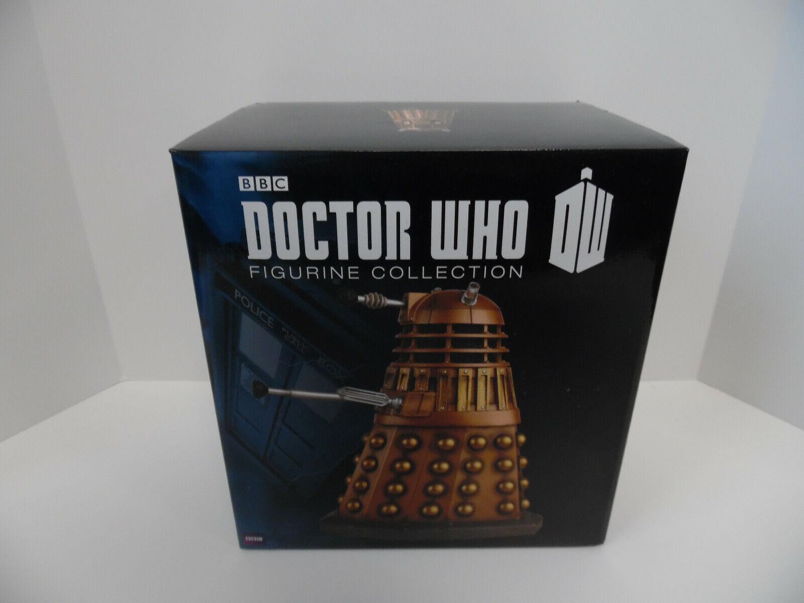 Doctor Who Hero COLLECTOR Mega Special Figure BBC Eaglemoss 2016 8 in (environ 20.32 cm)