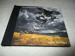 DAVID-GILMOUR-034-Rattle-That-Lock-034-digipak-CD-Pink-Floyd