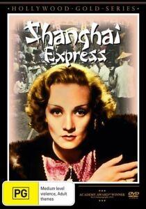 Shanghai-Express-1932-Hollywood-Gold-Series-DVD-NEW-Region-4-Australia