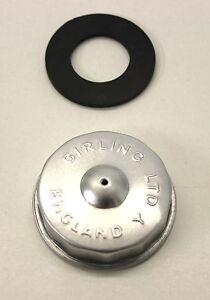LAND-ROVER-serie-I-II-amp-IIA-Brake-amp-Clutch-Fluid-reservoir-d-039-alimentation-Couvercle-amp-Seal