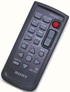 Genuine Sony RMT-845 Camcorder Remote HDR-AX2000E HXR-NX30E HXR-NX5E HDR-AZ1