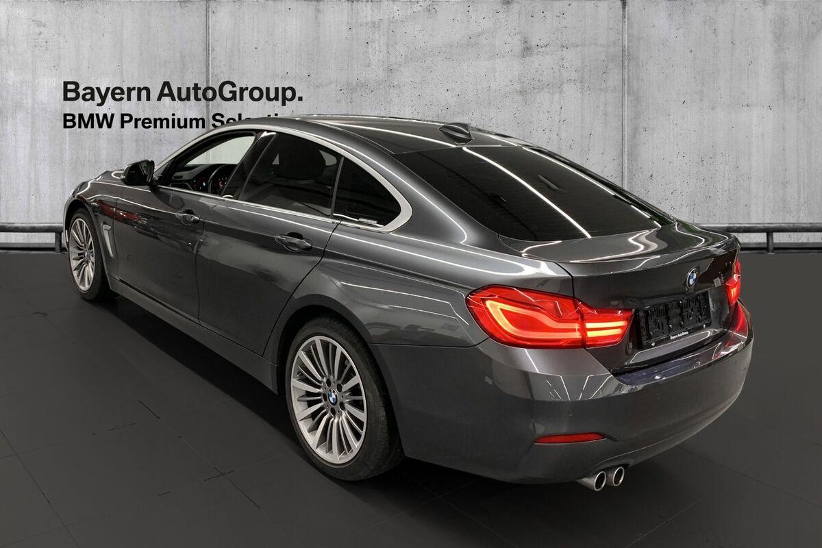 BMW 420d Gran Coupé Advantage aut.