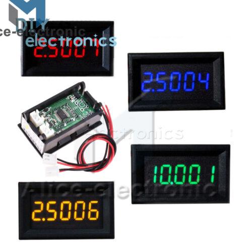 """0.36/""""5Digit DC0-33.000V//0-4.3000-33.000V Precision Digital Voltmeter Panel Meter"""