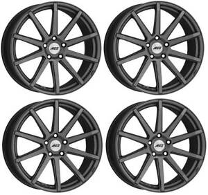 4-AEZ-Straight-dark-Wheels-7-5Jx17-5x112-for-JEEP-Cherokee-Compass-Renegade