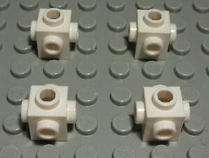 786 # Lego Stein mit 1x Querknopf 1x1 Schwarz 5 Stück