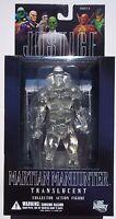 Dc Direct. Martian Manhunter Transparent Action Figure. Justice League Series 5