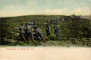 Cpa Legerplaats Bij Oldebroek, Den Militaire (731435) Jx3ywre1-07215450-126071992