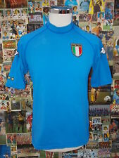 maglia calcio shirt maillot camiseta trikot ITALIA TG L 87-13