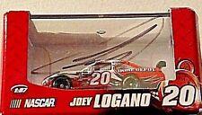 JOEY LOGANO 2009 1/87 #20 WINNERS CIRCLE HOME DEPOT AUTOGRAPHED TOYOTA CAMRY HTF