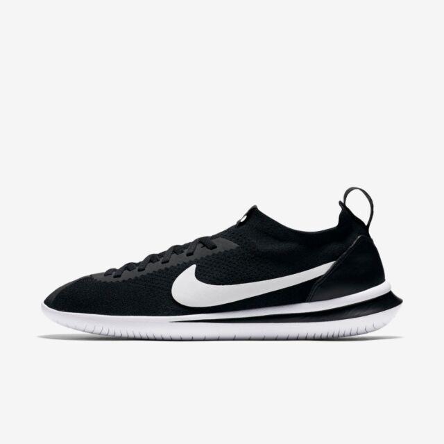 ebd184487745 NikeLab Cortez Flyknit Black White Men Classic Shoes SNEAKERS Aa2029 ...