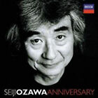 Seiji Ozawa Anniversery 11 CD Album Classical Music Set