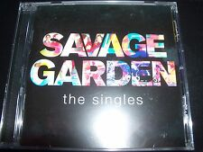 Savage Garden Darren Hayes The Singles The Very Best Of Greatest Hits (Aust) CD