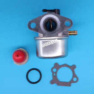 Details about Carburetor For Cub Cadet SR 621 Lawn Mower 6 75hp OHV Engine  Carb w/ Gasket