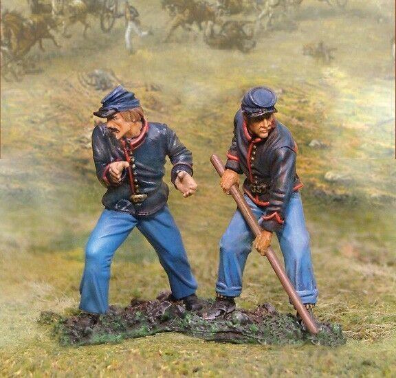 Die Sammler Schaufenster Bürgerkrieg Union CS00451 Cannon Movers MIB