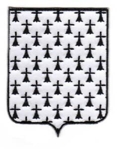 Ecusson Patch Blason Armoirie - Bretagne Neuf Z14chobc-07233903-485410750