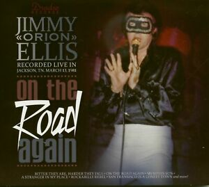 Jimmy-Ellis-Orion-Jimmy-039-Orion-039-Ellis-On-The-Road-Again-CD-Elvis-T