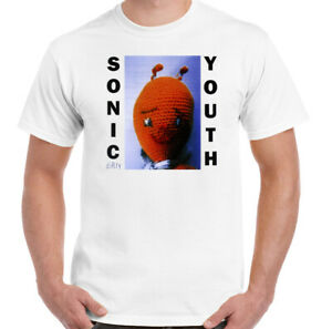 Sonic-Youth-T-Shirt-Mens-Dirty-Unisex-Top